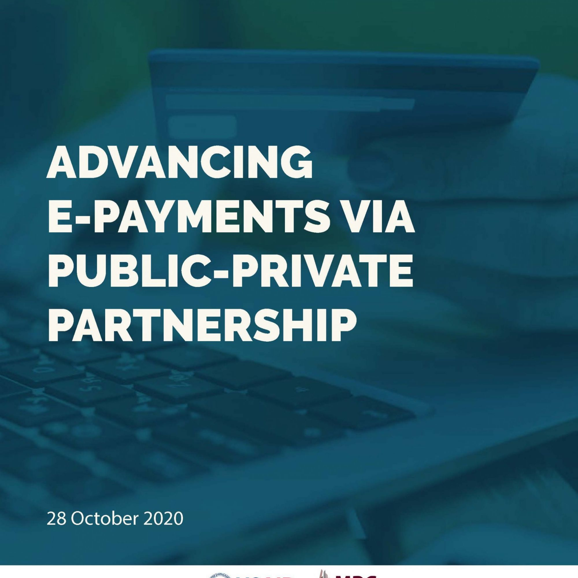 MBC Forum No. 20-2020 Advancing E-Payments Via Public-Private Partnership