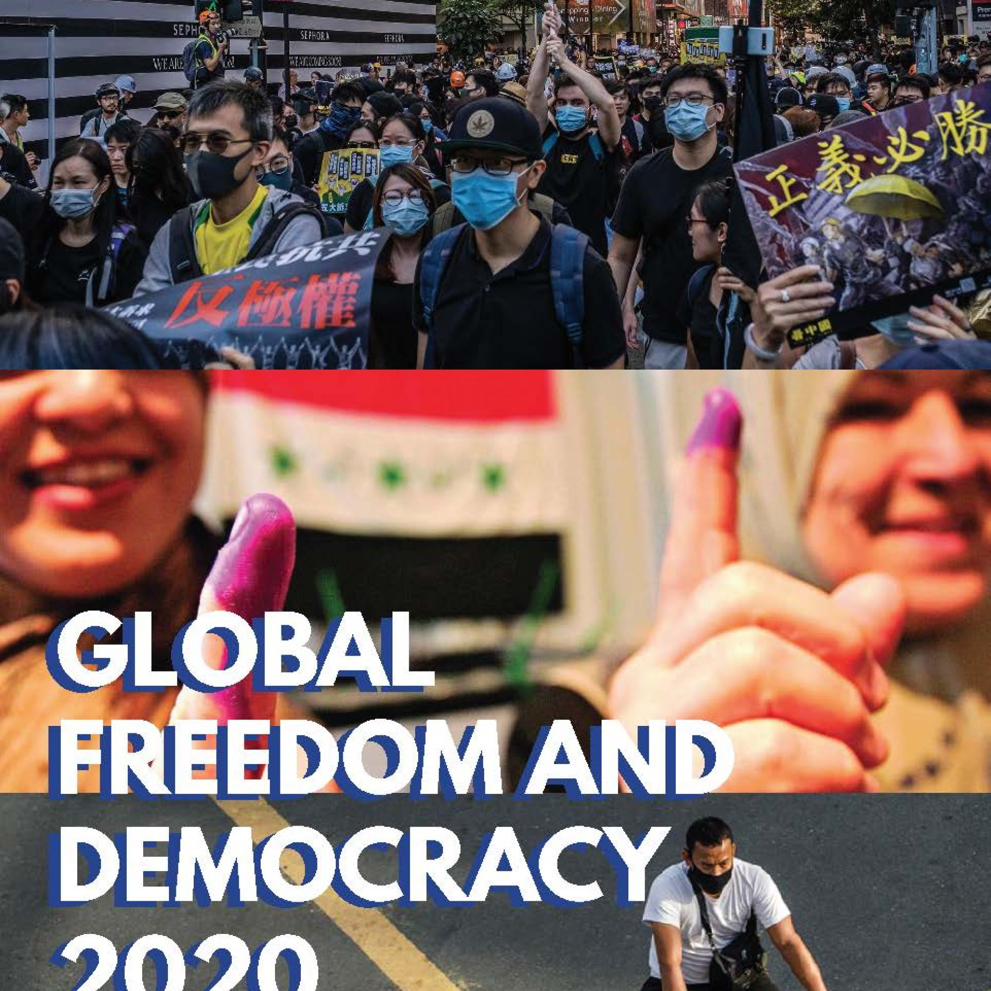 Freedom and Democracy Magazine 2020