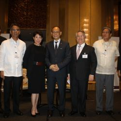 MBC Board of Trustees with Sec. Diokno