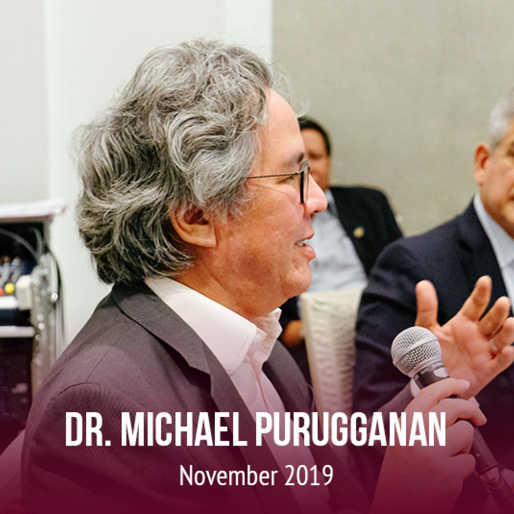MBC Forum No. 11-2019 Roundtable with Dr. Michael Purugganan