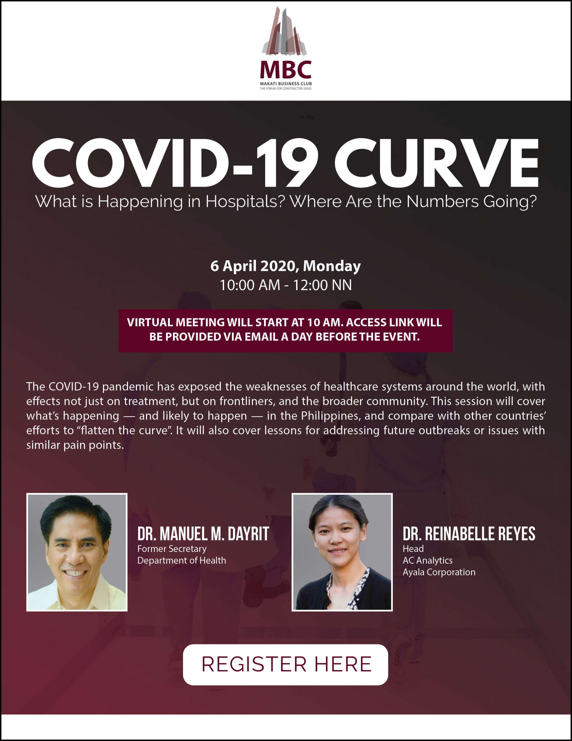 COVID-19 CURVE: What is Happening in Hospitals? Where Are the Numbers Going?