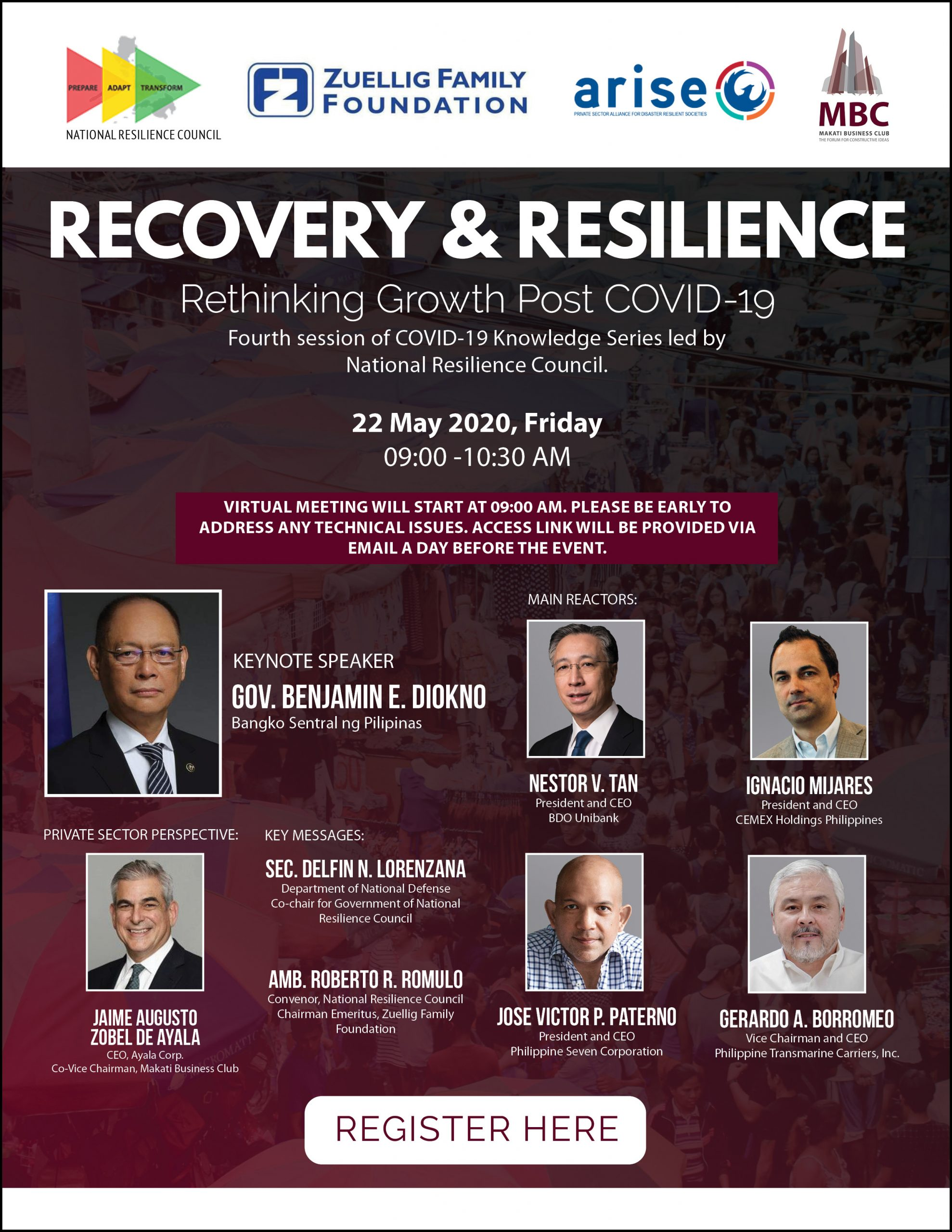 Recovery & Resilience: Rethinking Growth Post COVID-19