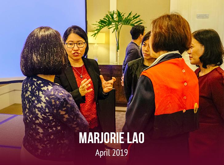Marjorie Lao