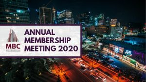 Makati Business Club Annual Meeting 2020