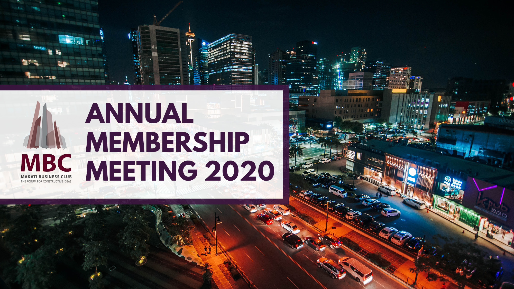 MBC holds its 2020 Annual Membership Meeting and Elections