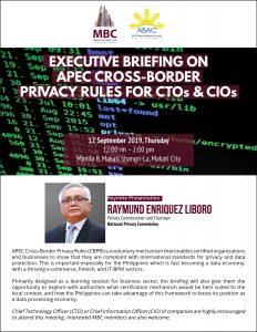 APEC Privacy RTD