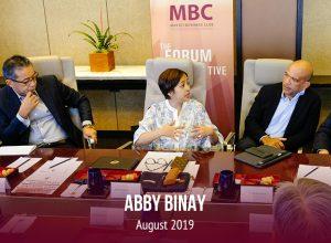 Abby Binay