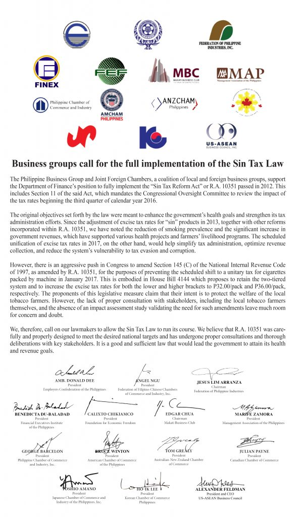 Ad for Joint Statement on Sin Tax_v3_FINAL