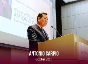 Antonio Carpio