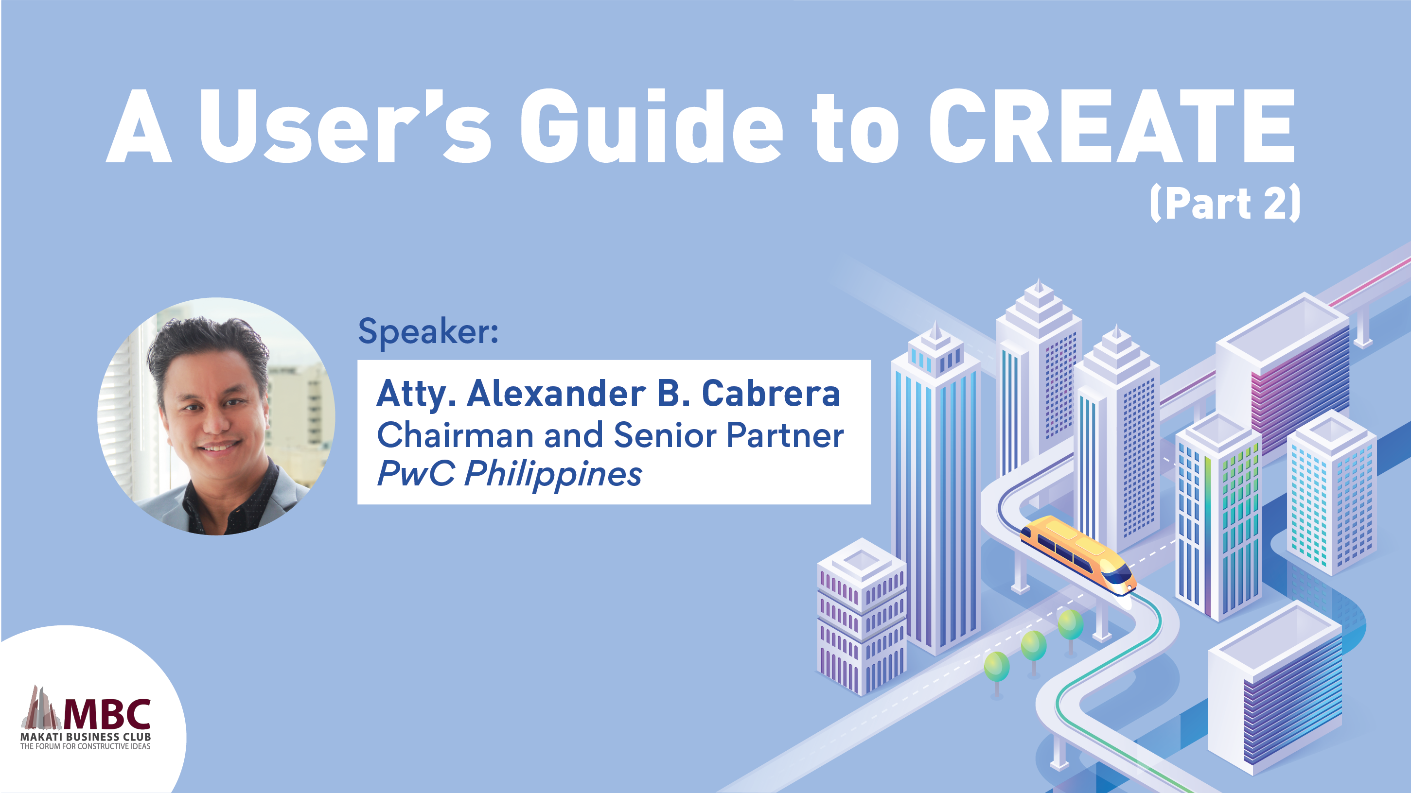 """MBC organizes """"A User's Guide to CREATE"""""""