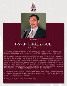 David Balangue