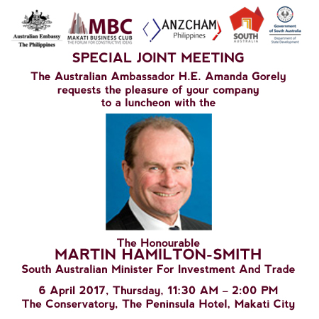 Special Joint Meeting