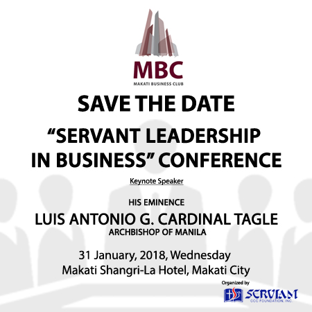 31 January, 2018, Wednesday  Makati Shangri-La Hotel, Makati City