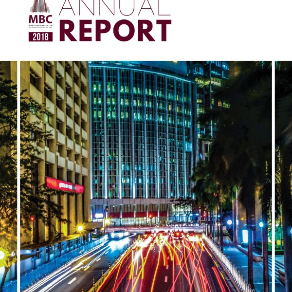 MBC 2018 Annual Report Cover