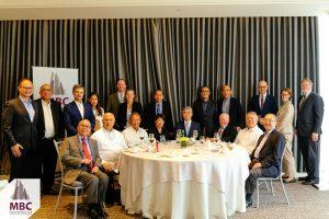 MBC Farewell Lunch for Ambassador Sung Kim