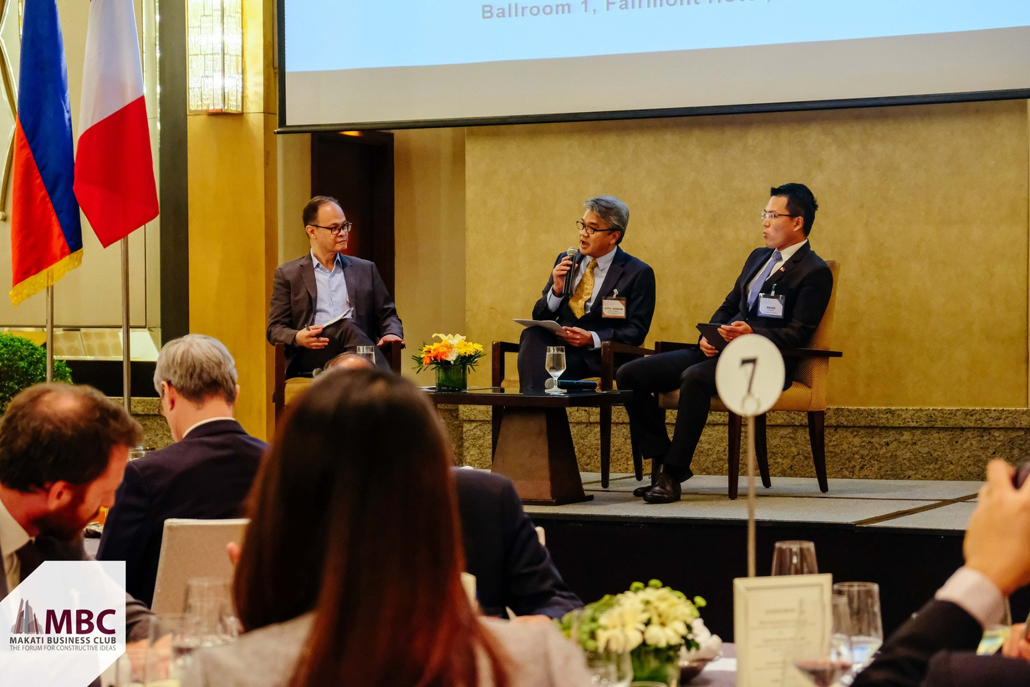 Philippines-France Business Dialogue Focus on Opportunities in Infrastructure Development