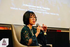 MBC Roundtable with Astrid Tuminez