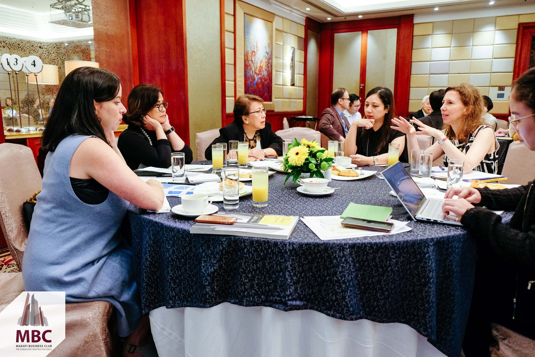 MBC and UN Women hold a 2020 alignment meeting with gender diversity champions