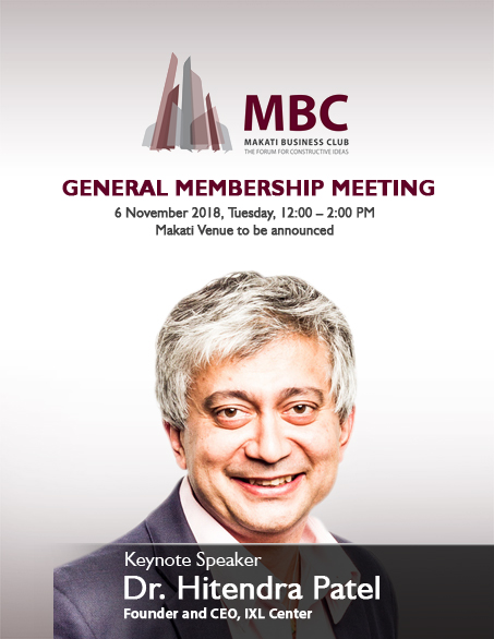 MBC General Membership Meeting